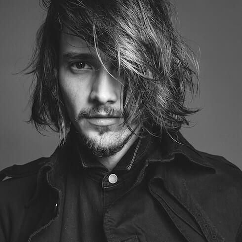 Inspirace TIGI - dlouhé vlasy